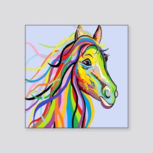 Horse of a Different Color Sticker