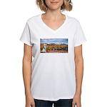 Range Ranger Women's V-Neck T-Shirt
