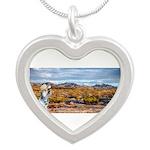 Range Ranger Silver Heart Necklace