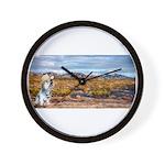 Range Ranger Wall Clock