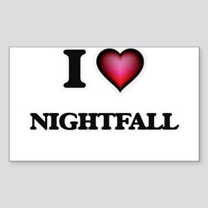 I Love Nightfall Sticker