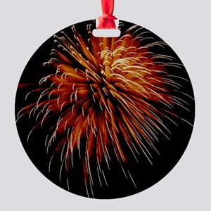 Harvest Moons Fireworks Ornament