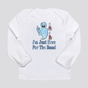 Vintage I'm Here for the Boos Long Sleeve T-Shirt
