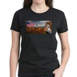 Autumn Ranger Women's Dark T-Shirt