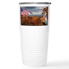 Autumn Ranger Stainless Steel Travel Mug