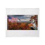 Autumn Ranger Throw Blanket