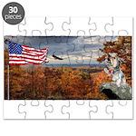 Autumn Ranger Puzzle