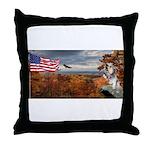Autumn Ranger Throw Pillow