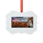 Autumn Ranger Picture Ornament