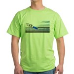 Beach Ranger Green T-Shirt