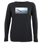 Beach Ranger Plus Size Long Sleeve Tee