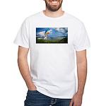 Flying Ranger White T-Shirt