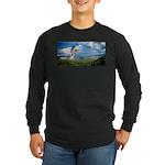 Flying Ranger Long Sleeve Dark T-Shirt