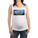 Flying Ranger Maternity Tank Top
