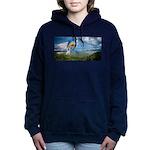 Flying Ranger Women's Hooded Sweatshirt
