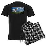Flying Ranger Men's Dark Pajamas
