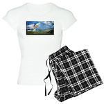 Flying Ranger Women's Light Pajamas