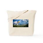 Flying Ranger Tote Bag