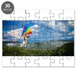 Flying Ranger Puzzle