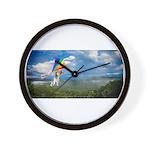 Flying Ranger Wall Clock