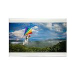 Flying Ranger Rectangle Magnet (100 pack)