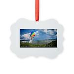 Flying Ranger Picture Ornament