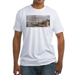 Captain Ranger Fitted T-Shirt