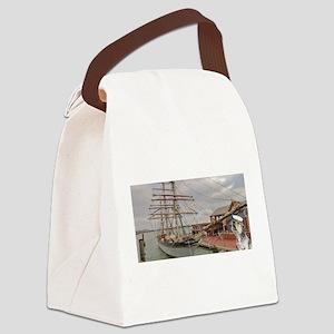 Captain Ranger Canvas Lunch Bag