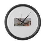 Captain Ranger Large Wall Clock