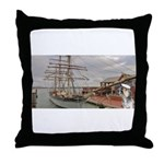 Captain Ranger Throw Pillow