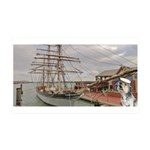 Captain Ranger 35x21 Wall Decal