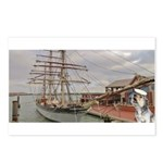 Captain Ranger Postcards (Package of 8)