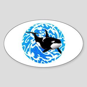 ORCA Sticker