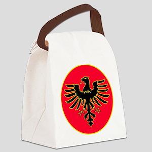 German Eagle Canvas Lunch Bag