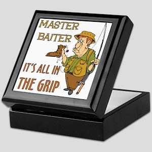 MasterBaiter Keepsake Box