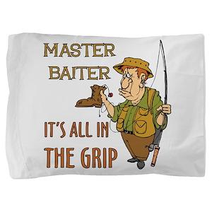 MasterBaiter Pillow Sham