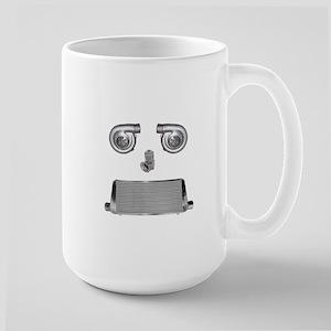 turbo face Mugs
