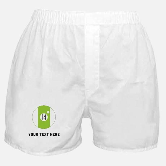 14 Ball Boxer Shorts