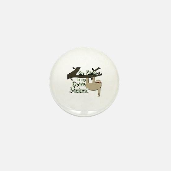 Unique Sloths Mini Button
