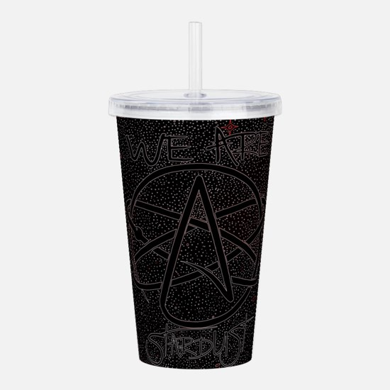 We Are Stardust Acrylic Double-wall Tumbler