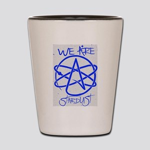 We Are Stardust Shot Glass