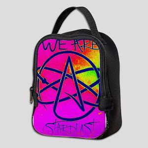 We Are Stardust Neoprene Lunch Bag