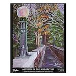 Washington Park Arboretum, 20x16 poster