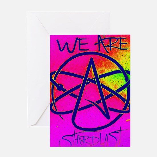 We Are Stardust Greeting Cards