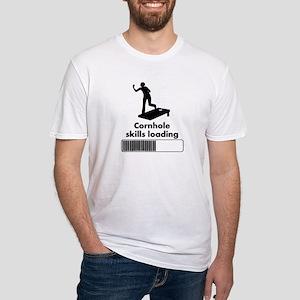 Cornhole Skills Loading T-Shirt
