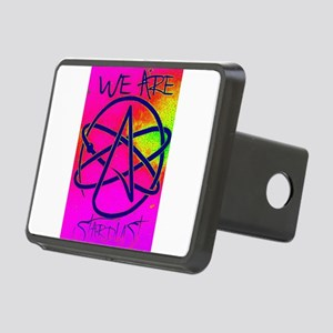 We Are Stardust Rectangular Hitch Cover