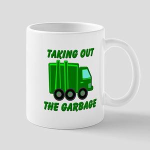 Taking out the Garbage Mugs