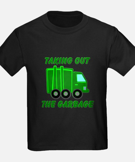 Taking out the Garbage T-Shirt