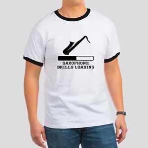 Saxophone Skills Loading T-Shirt