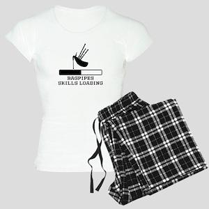 Bagpipes Skills Loading Pajamas